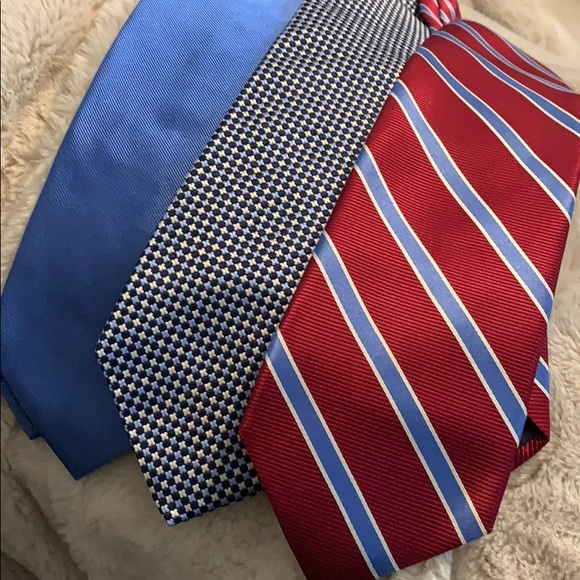Brooks Brothers Other - Brooks Brothers NWT tie bundle set of 3
